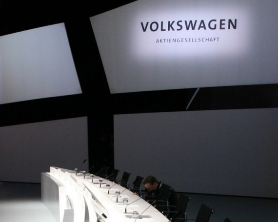 VOLKSWAGEN Group Annual Press Conference 2014