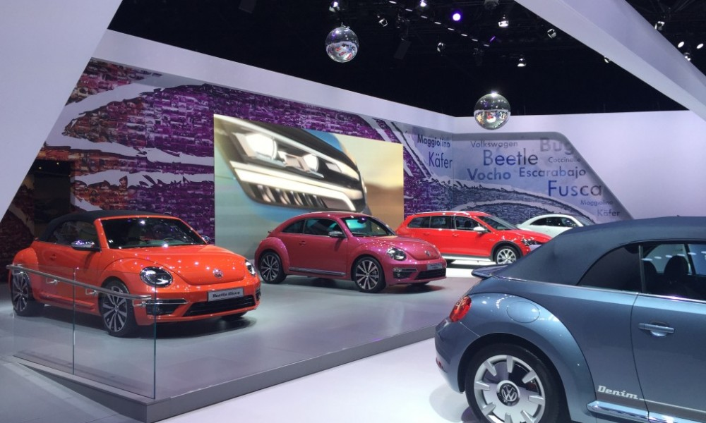 New York International Auto Show 2015