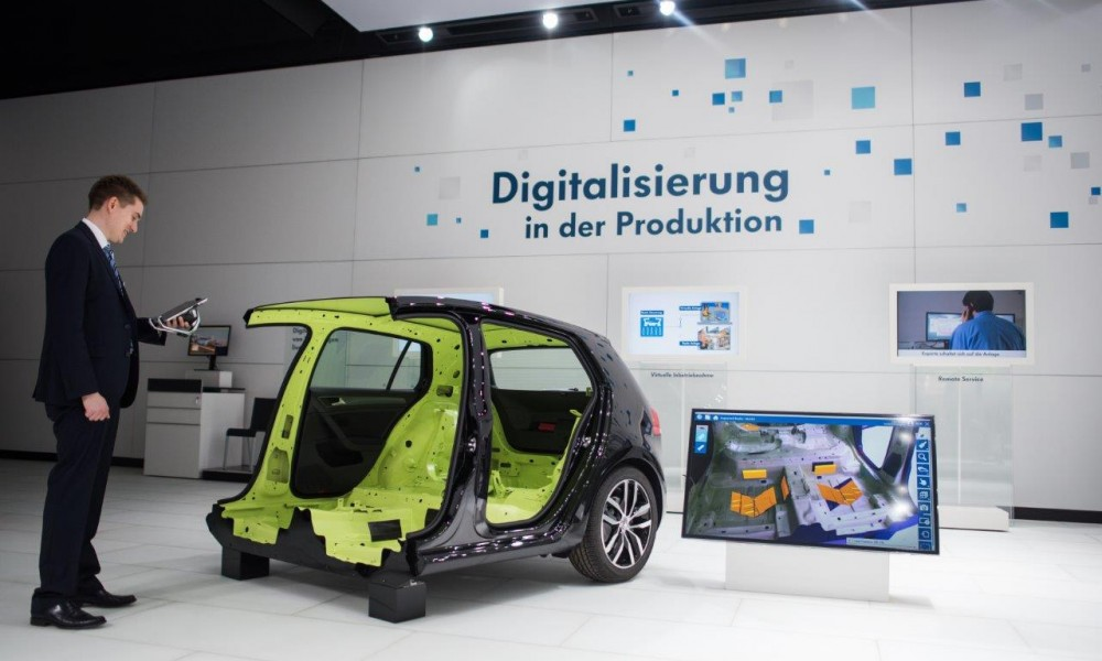 Industriemesse in Hannover 2015