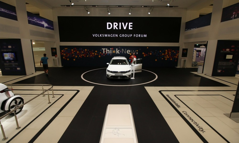 Think New. – DRIVE Das Group Forum
