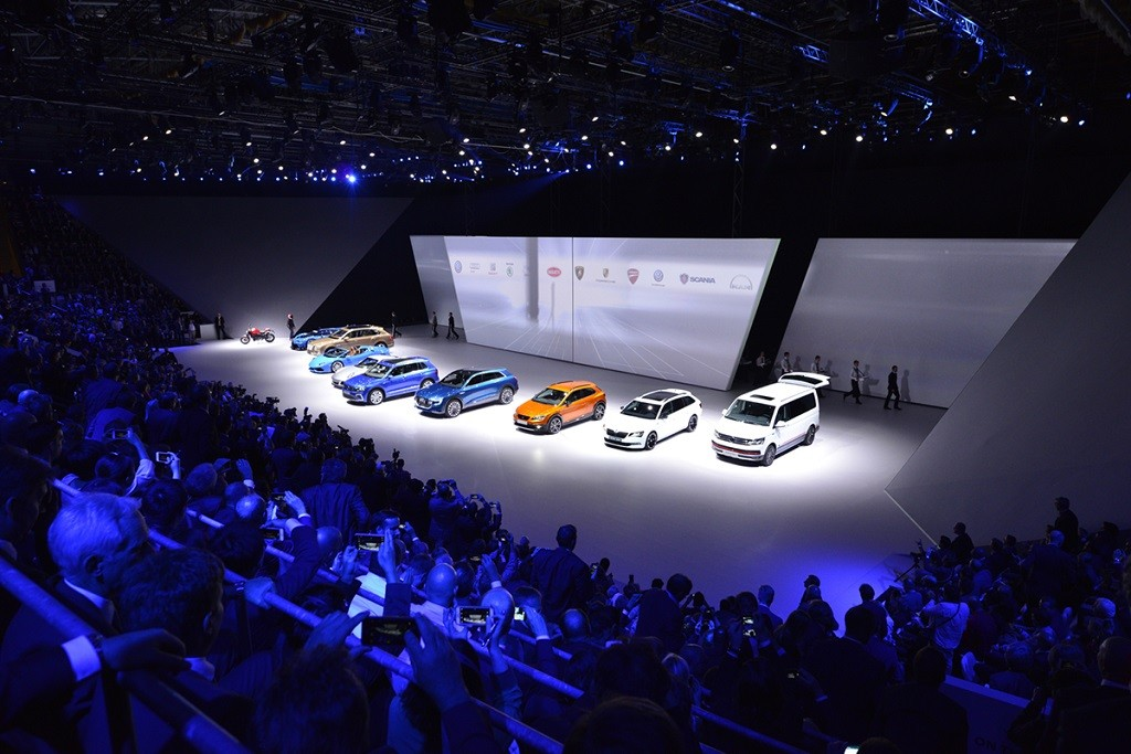 VOLKSWAGEN Group Night IAA