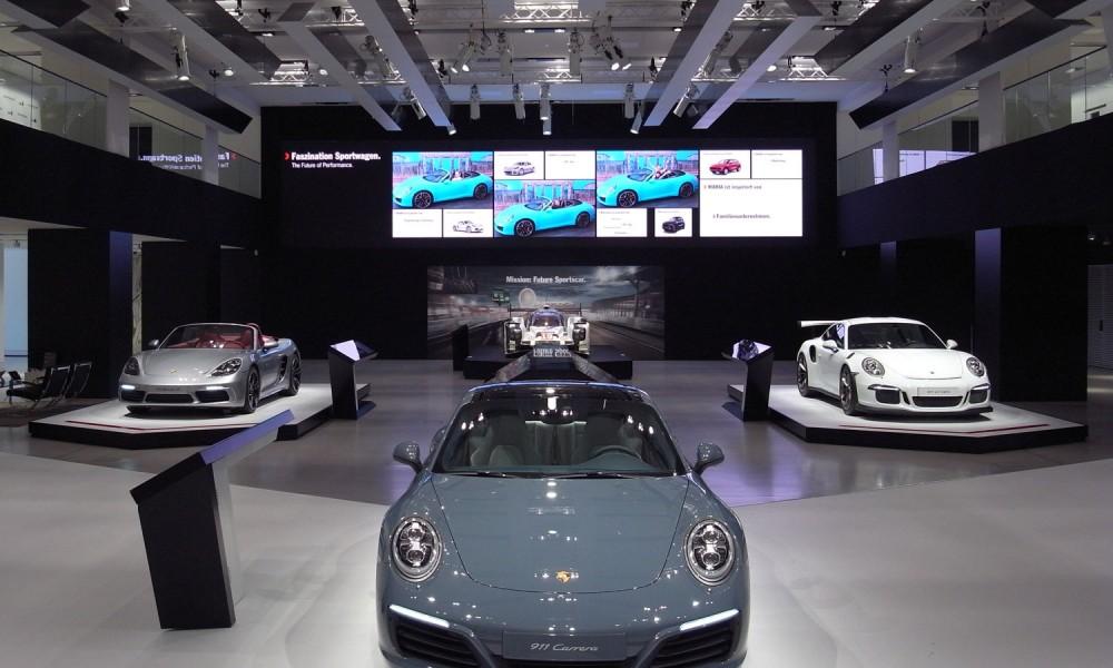 Porsche im DRIVE – Volkswagen Group Forum