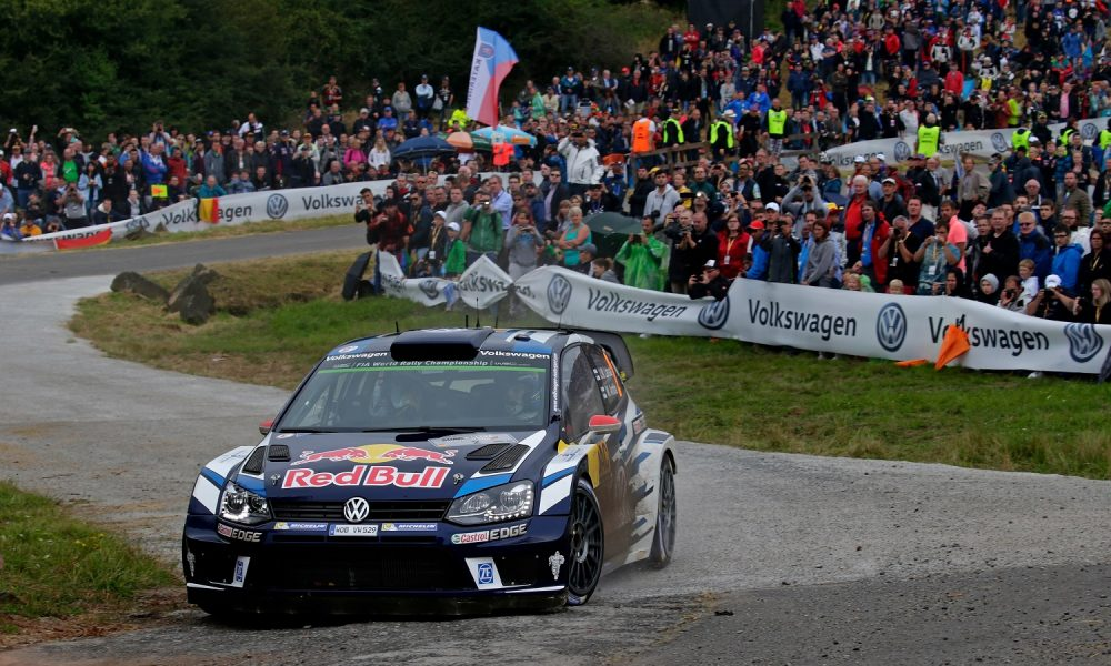 Deutscher Lauf zur WRC 2016