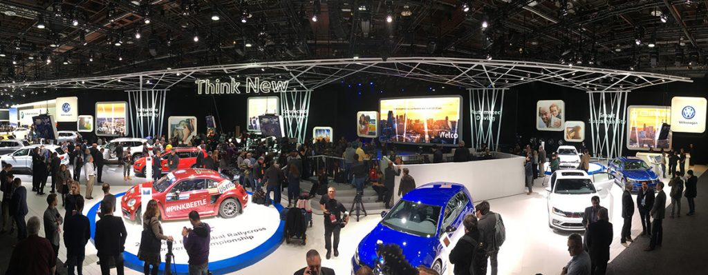 NAIAS 2017 Detroit PK Messestand 01