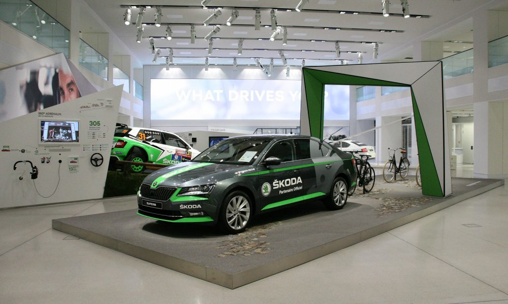 SKODA im DRIVE – Volkswagen Group Forum