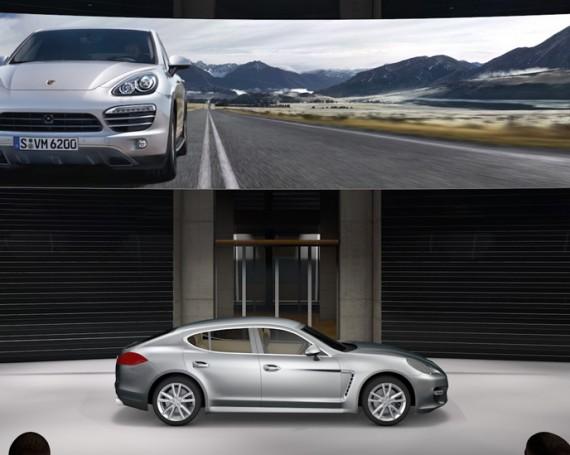 Porsche Macan Pressevorstellung Leipzig 2014