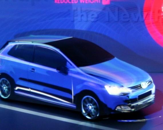 VW Polo Weltpremiere 2014