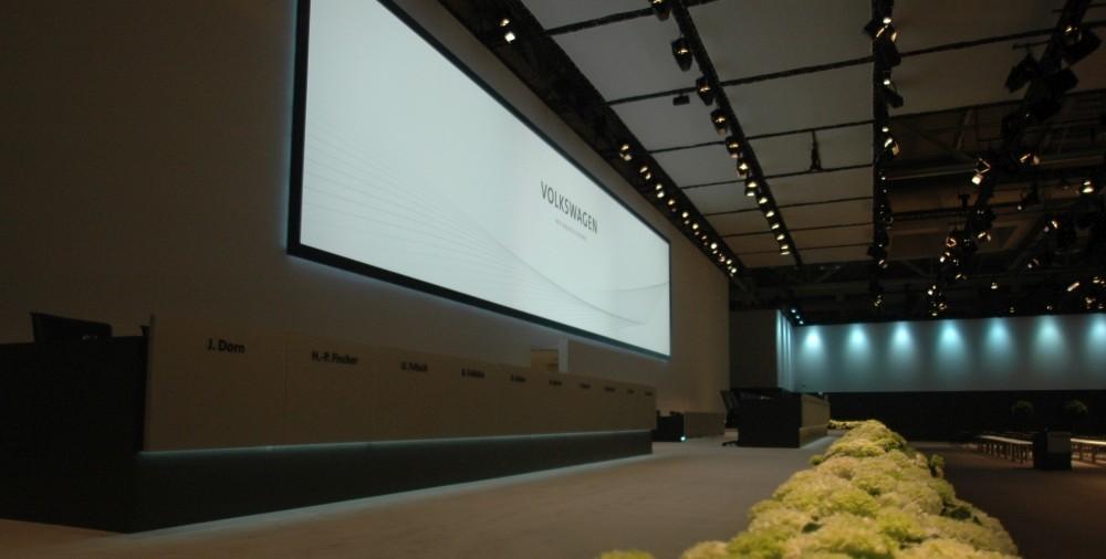 Hauptversammlung der Volkswagen AG
