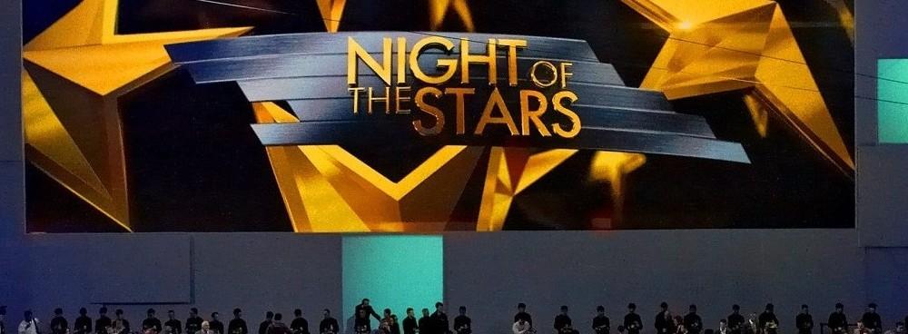 'Night of the Stars' ganz großes Kino in Beijing