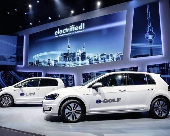 VW e-Mobilitätswochen 2014