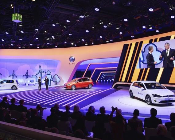 VW Motor Show Frankfurt 2013