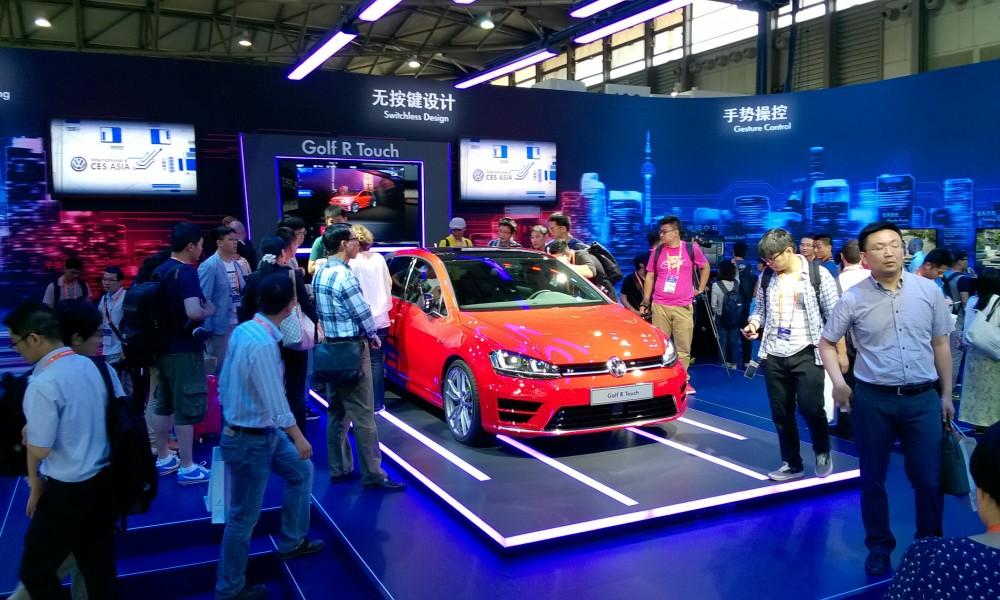 CES Asia 2015 in Shanghai