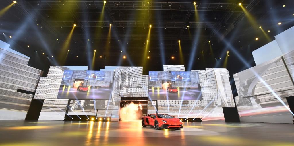 VW Groupnight 2015 Shanghai
