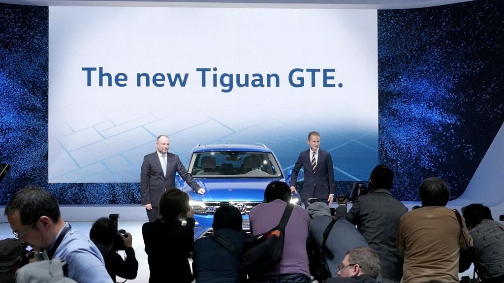 Tiguan GTE 2015