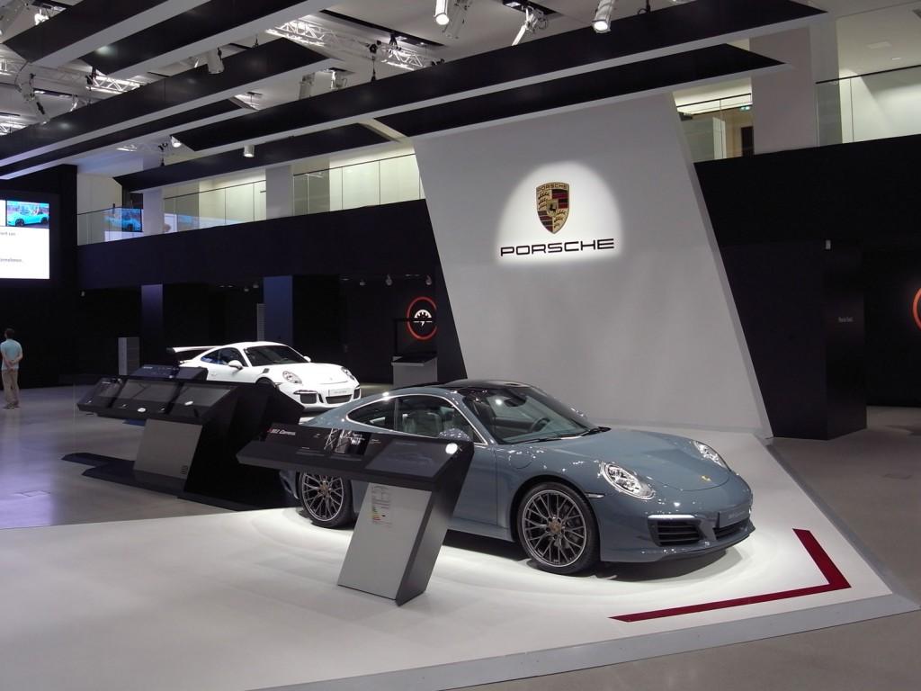 Porsche im DRIVE Bild 01