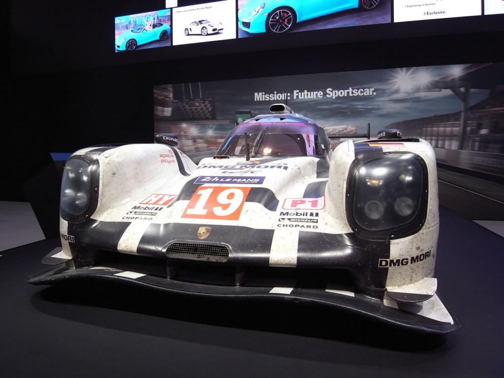 Porsche im DRIVE Bild 05