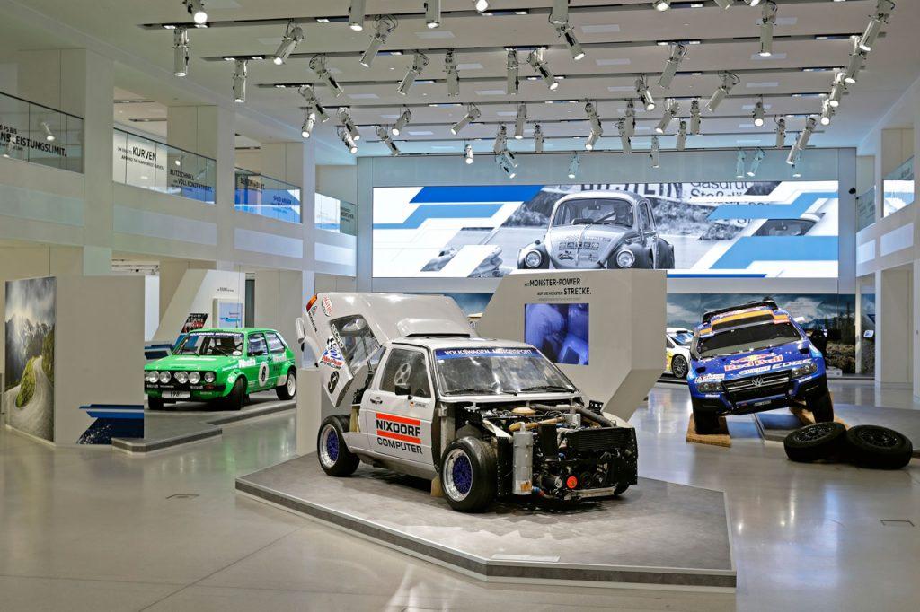 50 Jahre Volkswagen Motorsport im Drive