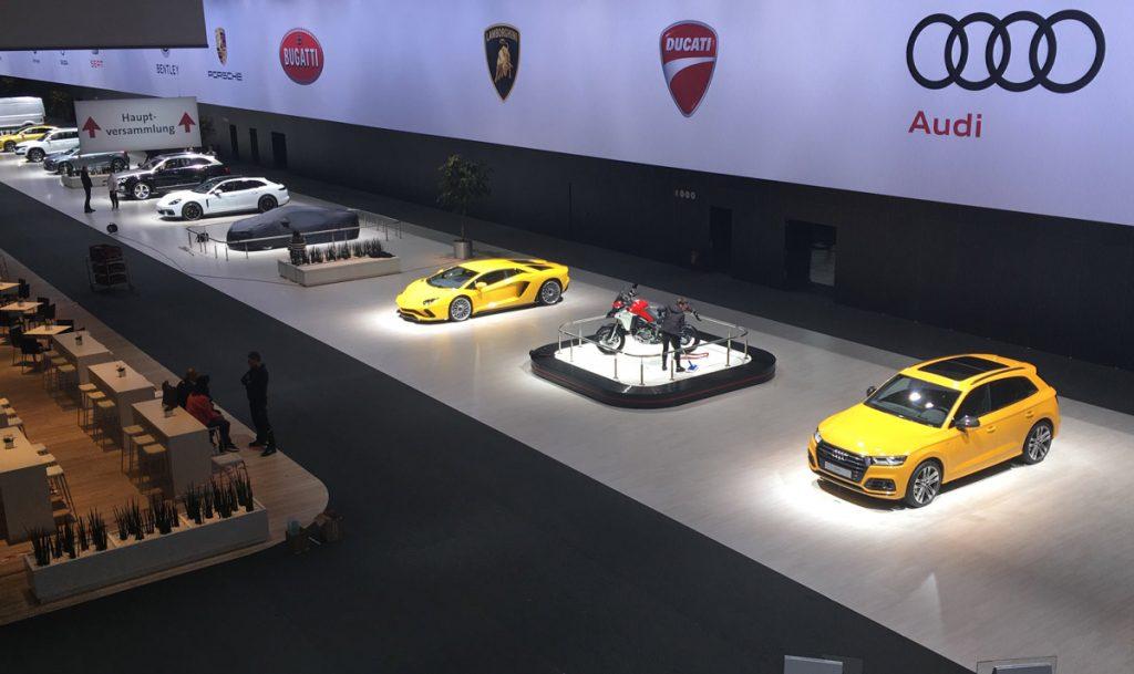 VW AG Hauptversammlung 2017 - Marken