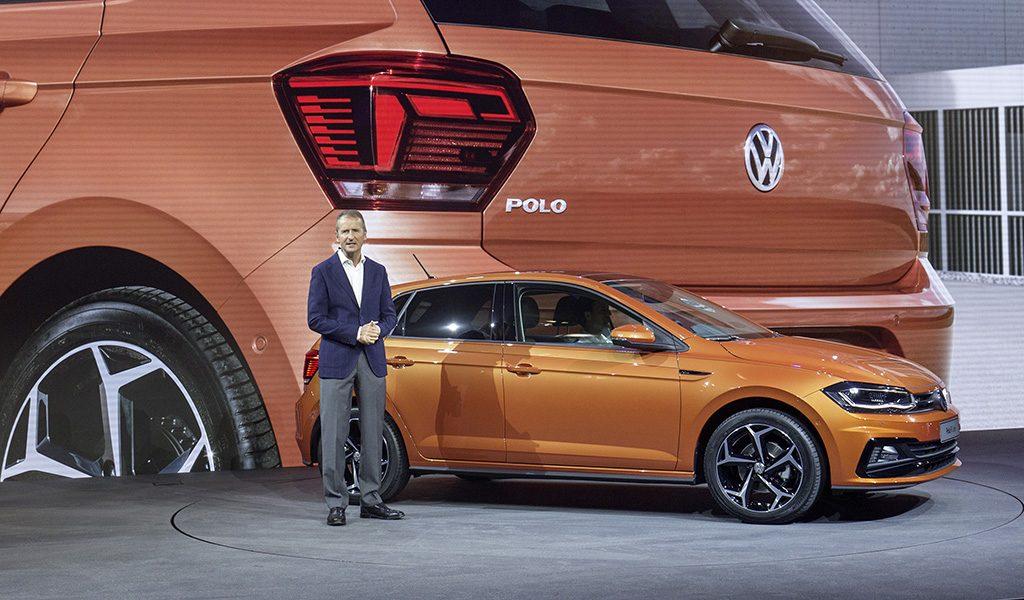 Volkswagen Weltpremiere Der neue Polo - Foto: © Volkswagen AG, 2017