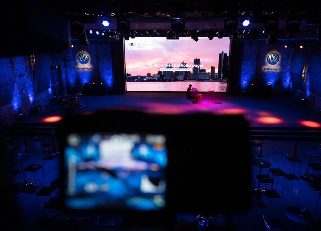 W Brand Night Detroit Motorshow 2018 - Jetta