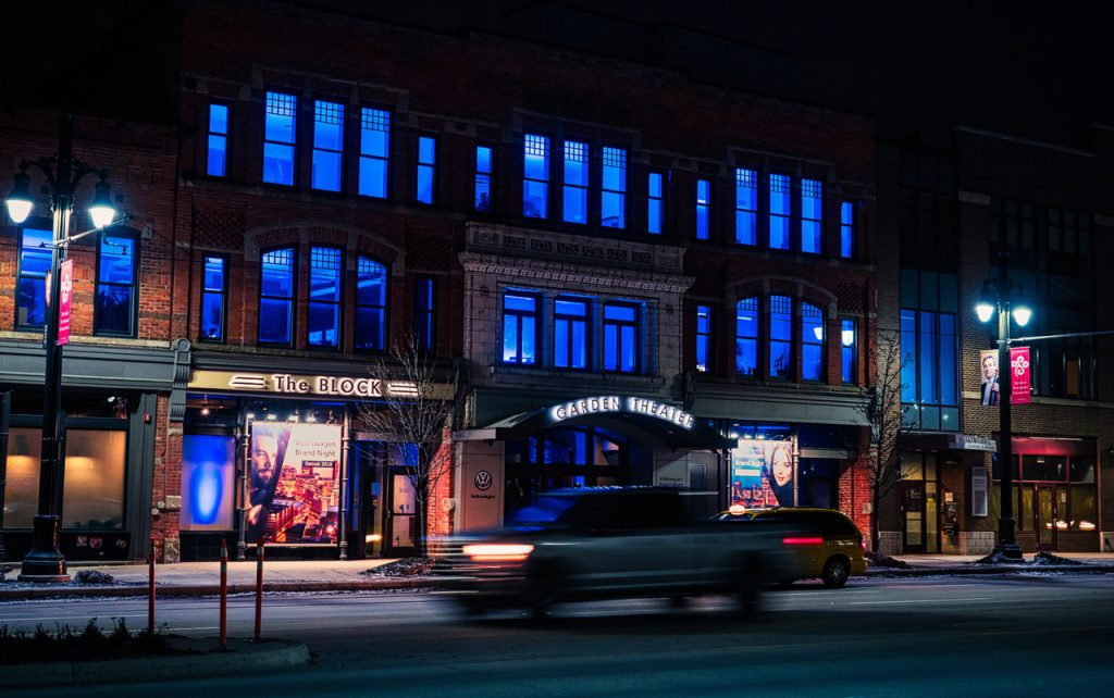 W Brand Night Detroit Motorshow 2018 - Location