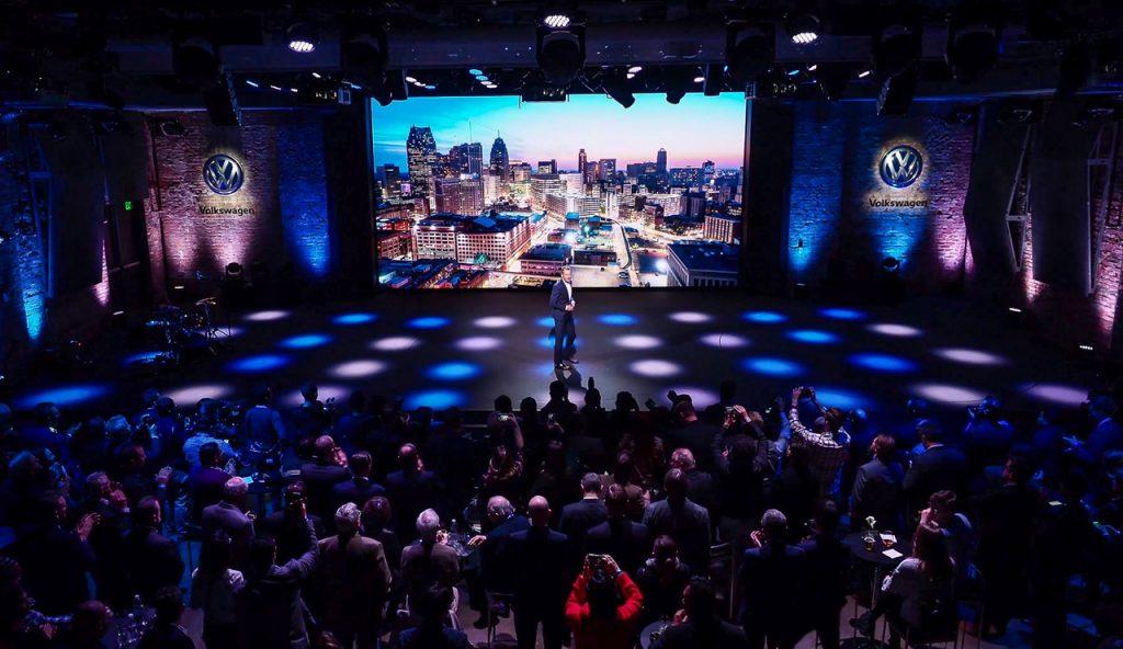VW Brand Night Detroit Motorshow 2018 - Jetta