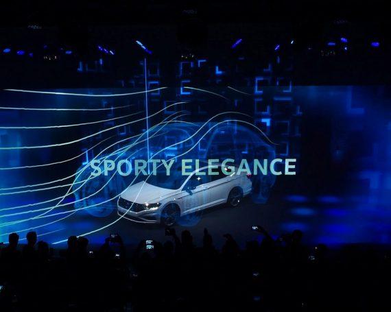 VW Brand Night Detroit Motor Show 2018