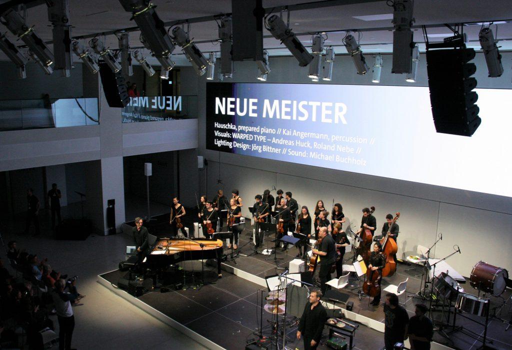 Neue Meister Konzerte V des DKO im DRIVE 2017
