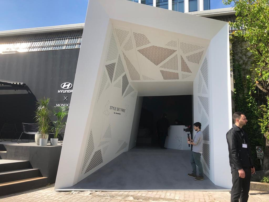 HYUNDAI@MILAN DESIGN WEEK 2019