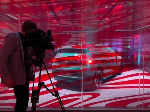 VW Pressekonferenz zum ID-Launch 2019 im DRIVE