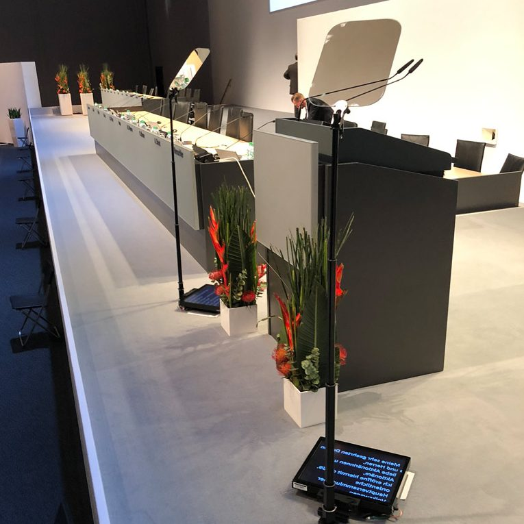Volkswagen AG Hauptversammlung 2019 im Citycube Berlin