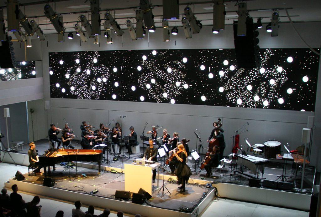 Neue Meister Konzerte IX des DKO im DRIVE 2018