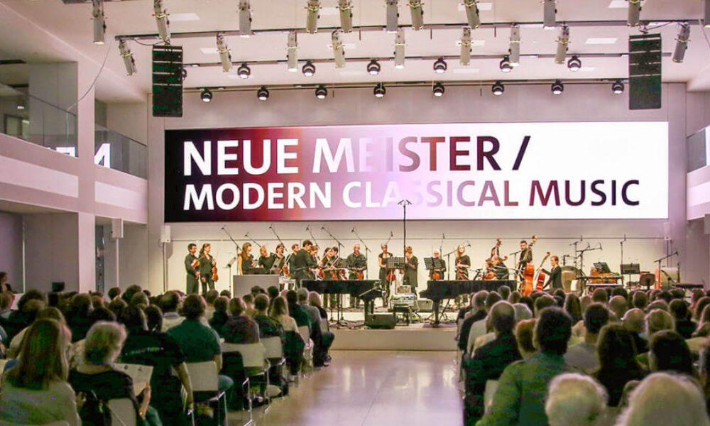 NEUE MEISTER KONZERTE im DRIVE – Volkswagen Group Forum
