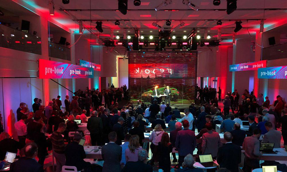 Volkswagen Pressekonferenz zum ID-Launch