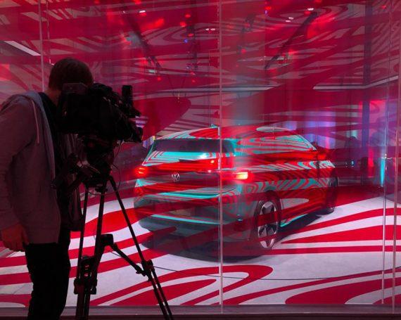 Volkswagen Pressekonferenz zum ID-Launch 2019