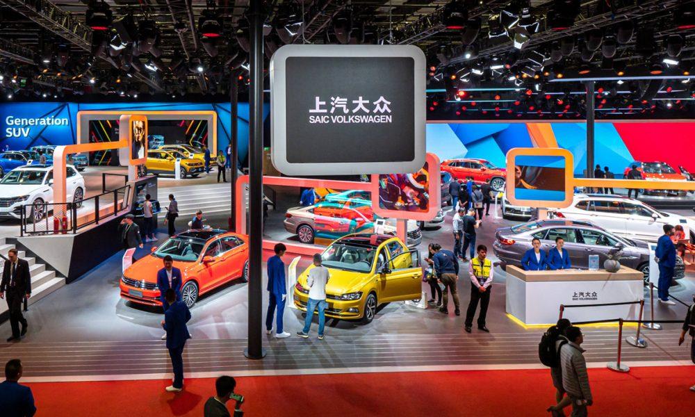 Auto China Shanghai 2019 – Volkswagen