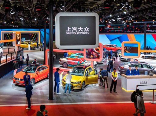 Volkswagen und Bentley @ Auto China Shanghai 2019