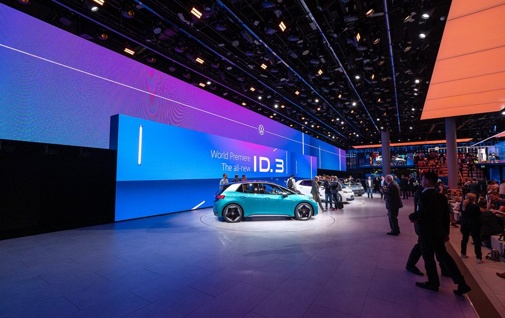 Pressekonferenz und Group Night Volkswagen @ IAA 2019