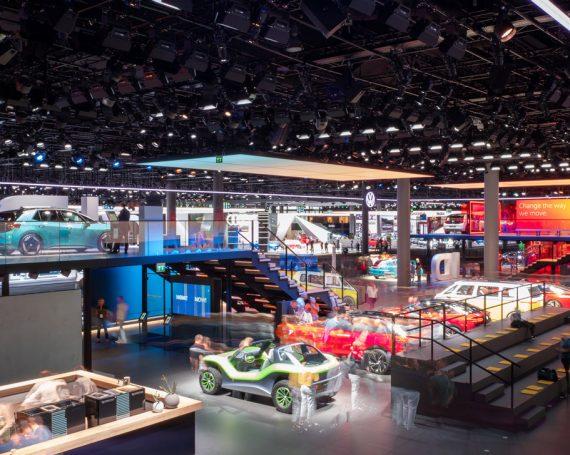 """""""New Volkswagen"""" auf der IAA 2019 in Frankfurt"""