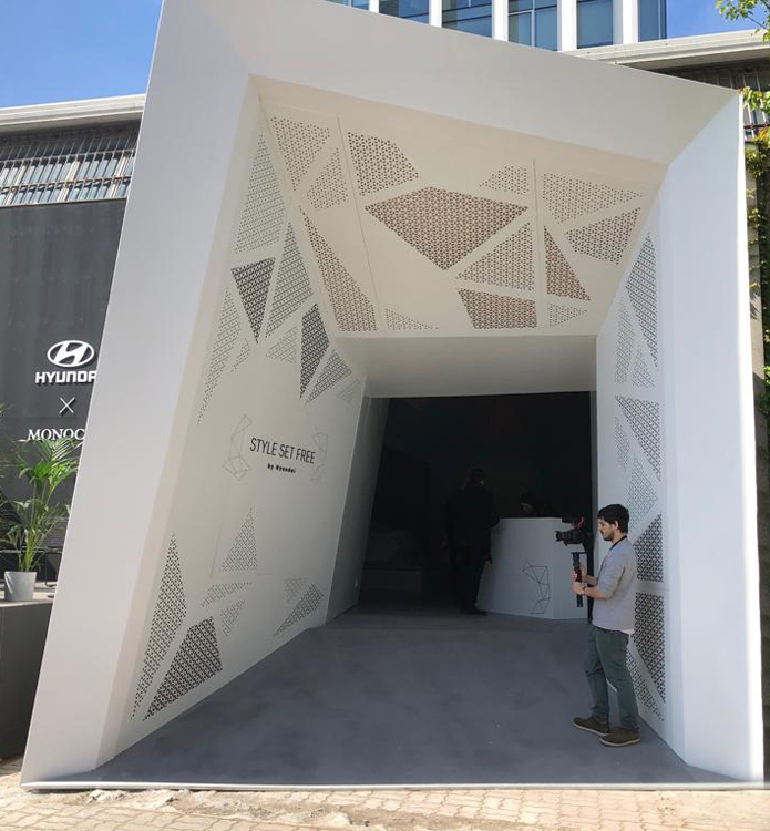 HYUNDAI @ MILAN DESIGN WEEK 2019