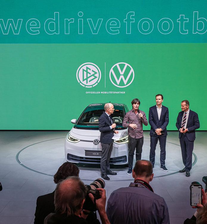 Volkswagen @ IAA 2019