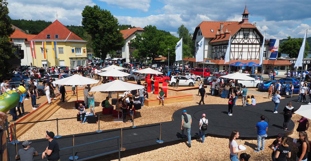 GTI Treffen 2019 am Wörthersee